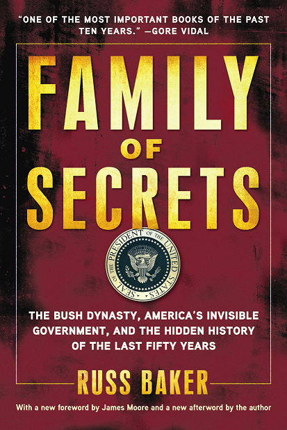 Family of Secrets Book by Russ Baker