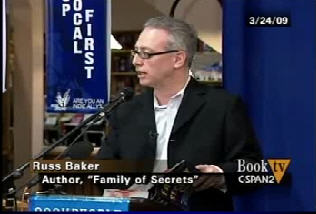 Russ on C-SPAN2 Book TV